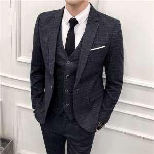 时尚男装西服