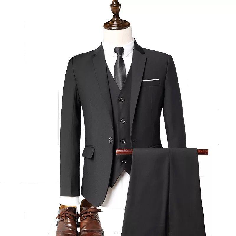 保持整洁是男士们穿西服很重要的一个环节