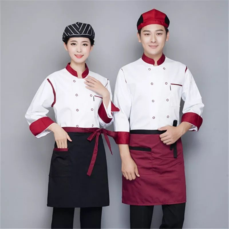 教你如何挑选厨师东莞工作服的款式