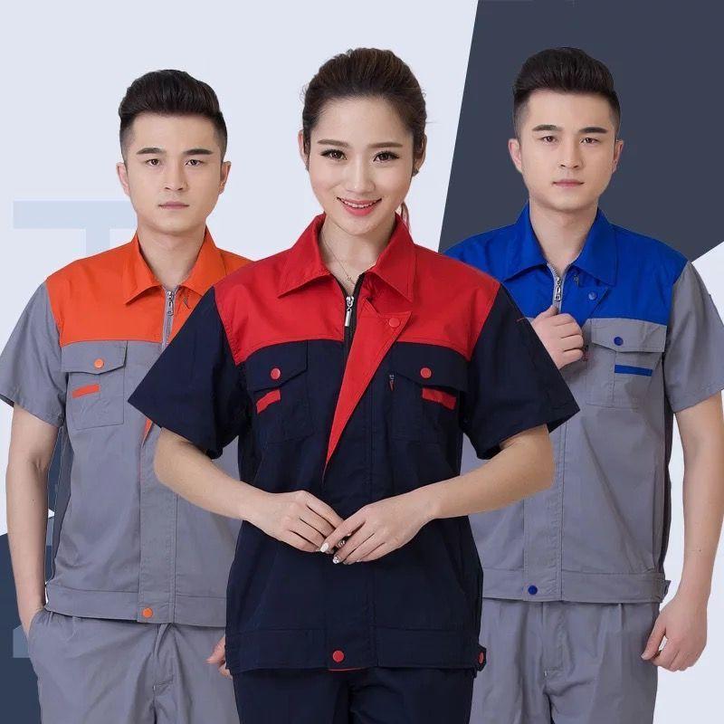 怎样才能定做出员工喜爱的车间东莞工作服?