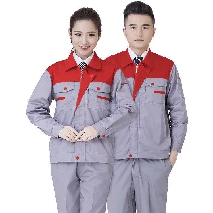 为什么电子厂厂服都要选择防静电服?