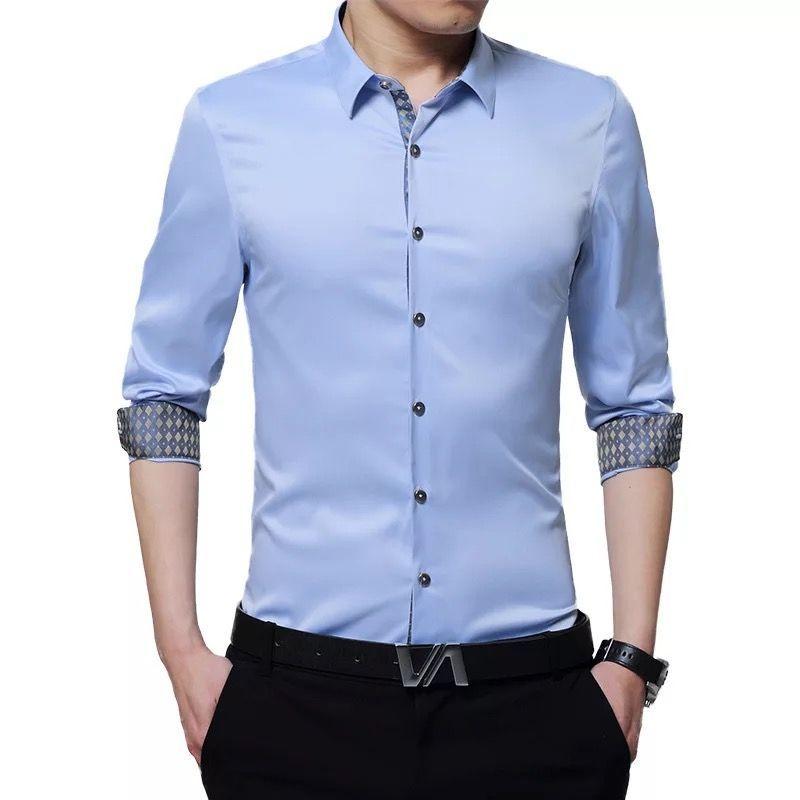 衬衫定制好的面料穿着、洗涤、观感更佳